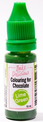 BD Coloring for Chocolate Lime Green/Lime Groen