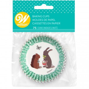 Wilton Baking Cups Easter pk/75